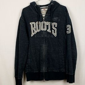 Heavy Roots Zip Up